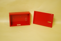Red Metal Box
