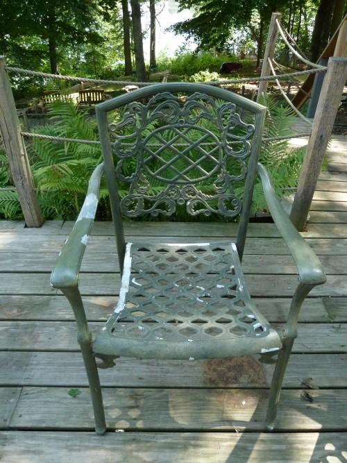 Watson Patio Furniture   Before ...