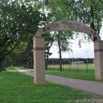 Ames Memorial Path Signage