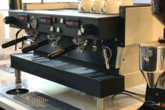 Espresso Machine Right View