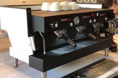 Espresso Machine Left View