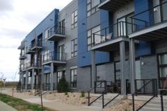 Prima Apartment Railings