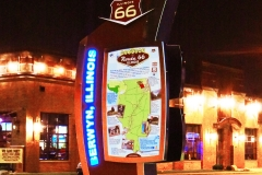 Route 66 Sign Berwyn,IL