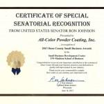 Dane County SBA Senate Recognition - Resized