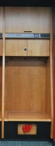 Montee Ball Locker