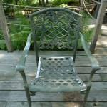 Watson Patio Furniture - Before