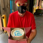 Dave Gratz Celebrates 5 Years of Service